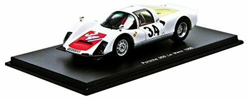 Porsche 906  34 accident LM 1966 R. Buchet G. koch 1 43 Model s4490