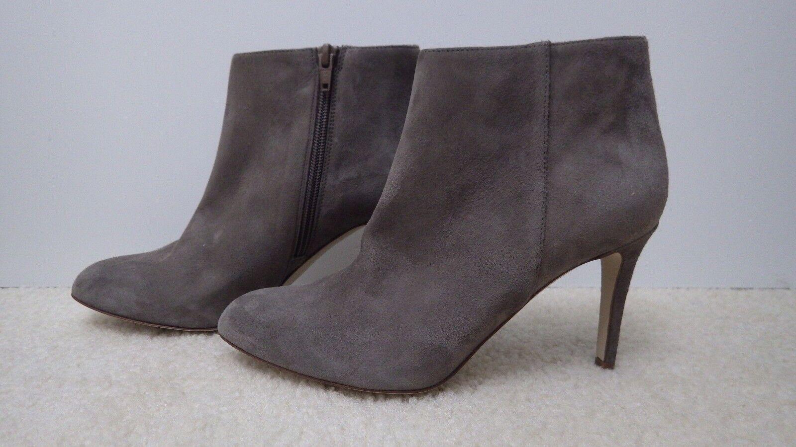 New mujer J.Crew Metropolitan Suede Ankle gris, botas, Highland gris, Ankle Talla 7.5 cdbb13