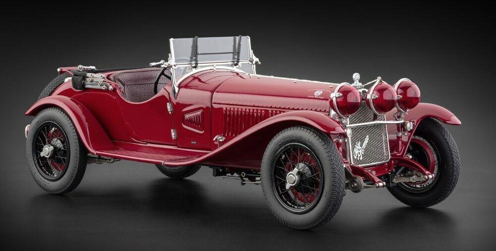 ALFA ROMEO 6C 1750GS 1930 1 18 CMC M-138