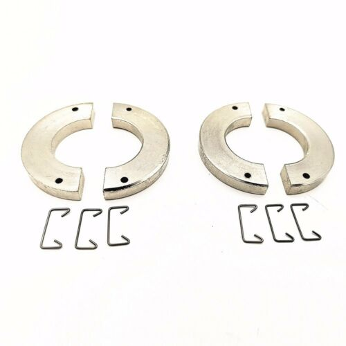 2 Set Metal Wheel Weight OP Tire Counterweight Iron RC Parts for WPL Car Truck