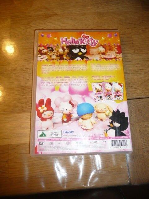 Hello Kitty volume 3, DVD, tegnefilm
