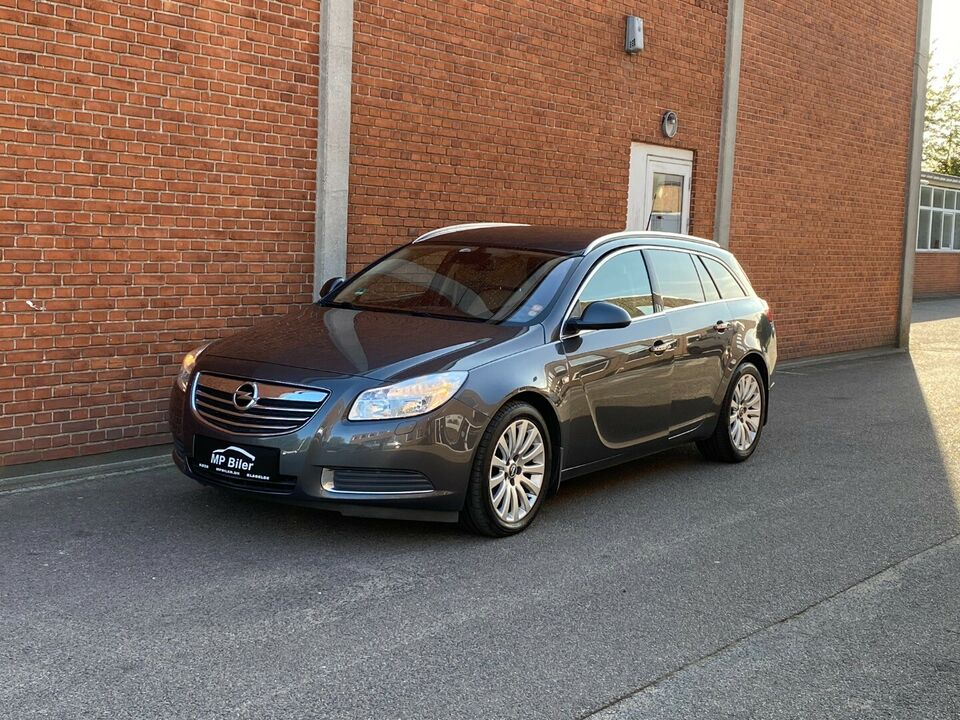 Opel Insignia 2,0 CDTi 130 Cosmo ST eco Diesel modelår 2010
