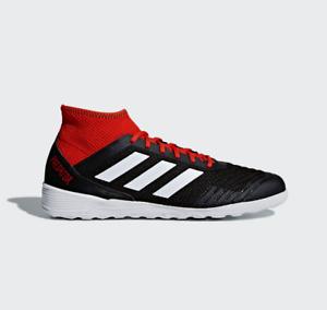 2f1d313856a MENS Adidas Predator Tango 18.3 IN Indoor Soccer Cleats DB2128 Black ...
