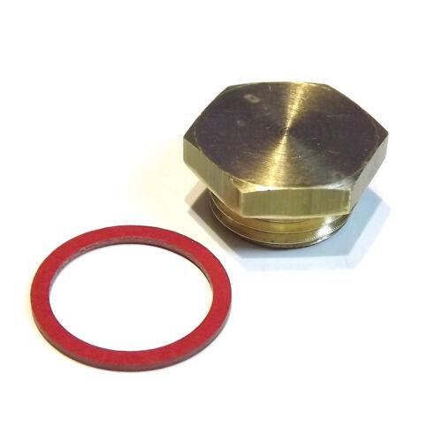 Fuel filter inspection cover plug for Weber 38//40//42//45//48//50 DCOE DCO EMPI HPMX