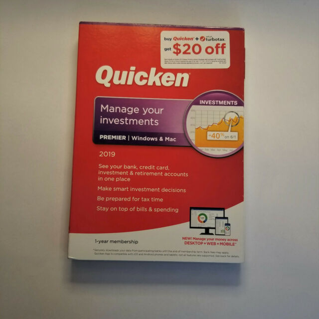 Quicken 2019 Mac Manual