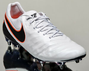 a4a557915 Nike Tiempo Legend VI SG-PRO soccer cleats football pure platinum ...
