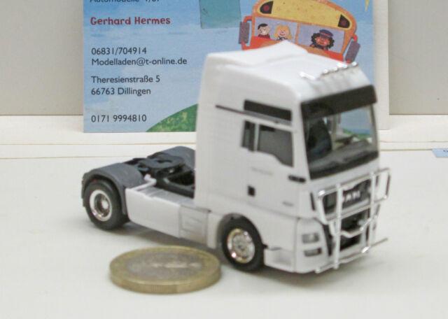 Herpa camiones MAN tg-x XXL//aerop pesados-szm wocken