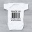Made-In-Vachina-Barcode-Funny-Rude-Unisex-Baby-Grow-Bodysuit thumbnail 1