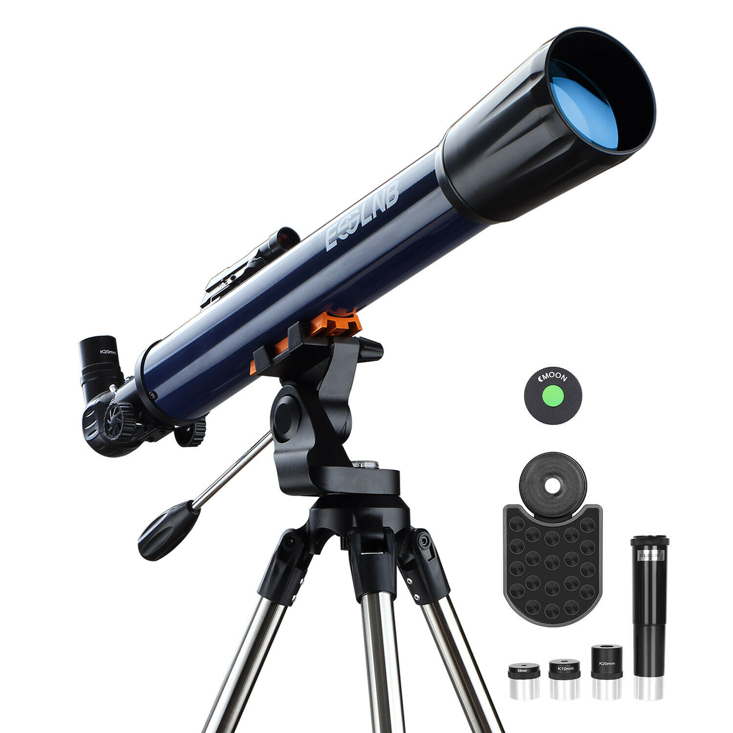 70700 Telescope High Magnification Astronomical Refractive Eyepiece Tripod Space