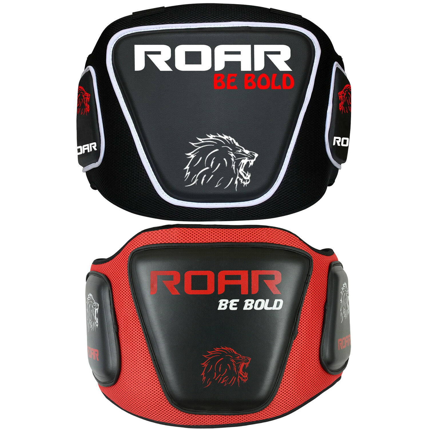 ROAR Boxing Belly Pad Body Predector MMA Muay Thai Taekwondo Training Rib Shield