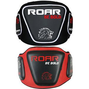 ROAR-Boxing-Belly-Pad-Body-Protector-MMA-Muay-Thai-Taekwondo-Training-Rib-Shield