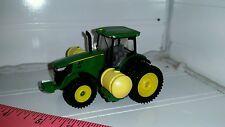 1/64 ERTL farm toy custom JOHN DEERE 7215r Tractor with 2 300 gal saddle tanks