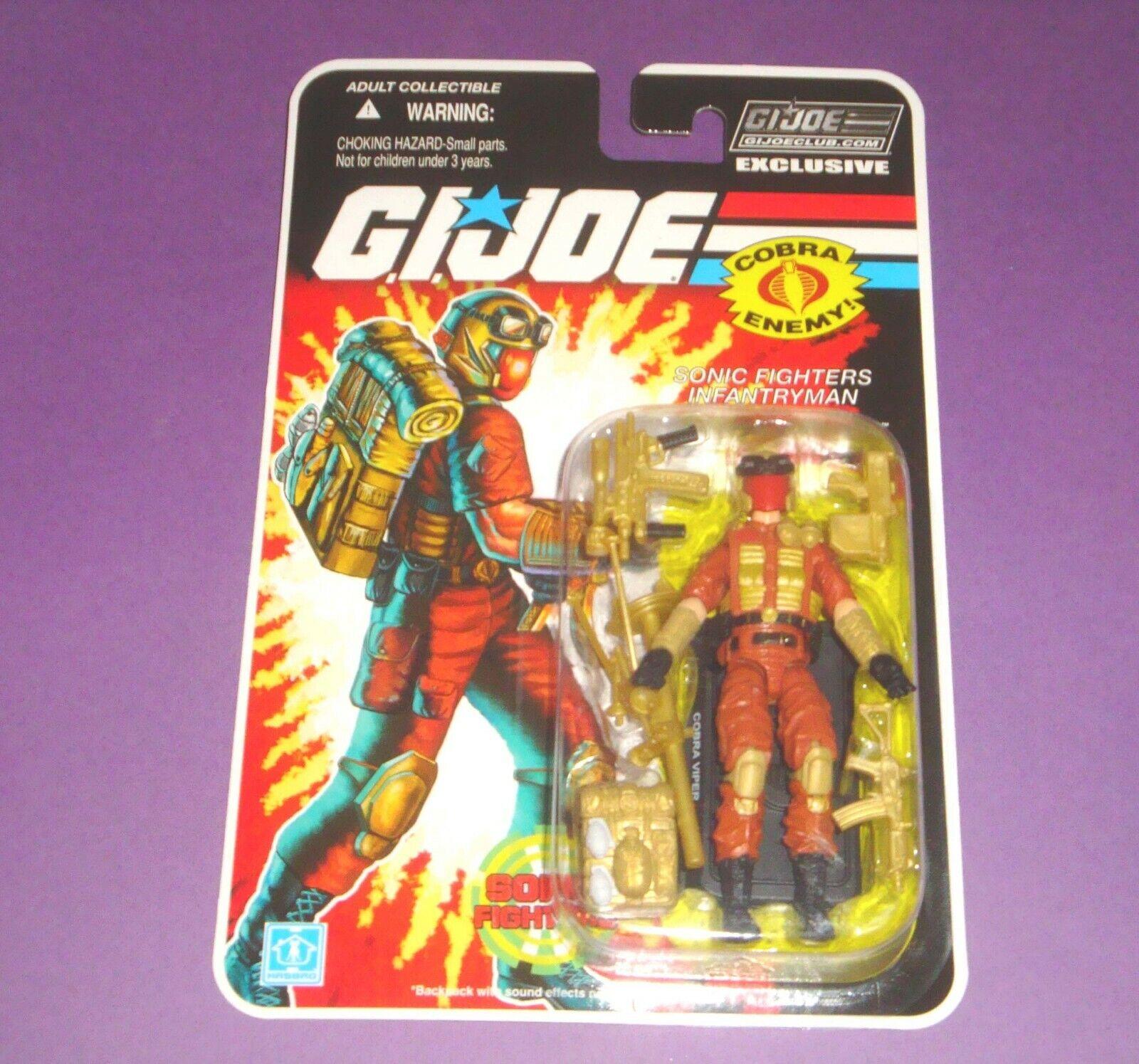 GIJOE Cobra Viper - FSS Final 12 Figure - Carded MOC