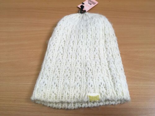 GIRL/'S WINTER HAT BEANIE BARBIE UPSY DAISY CREAM PINK NEW YOU CHOOSE