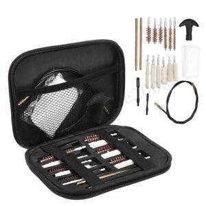 18-X-Multi-Gun-Set-Kit-fusil-carabine-a-Air-comprime-pistolet-de-nettoyage-bross