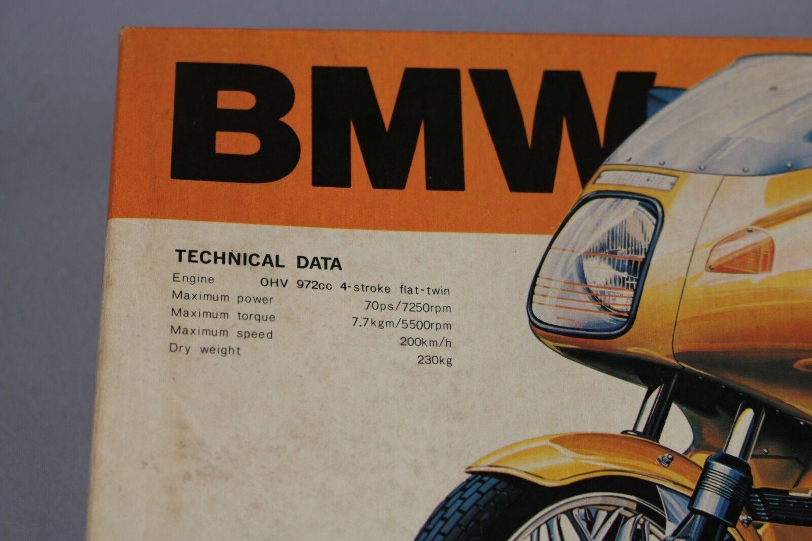Zf1034 Hales Ohta 1 12 Modellino Modellino Modellino M12021-1000 BMW R100rs Moto Serie No. 1 443d9d