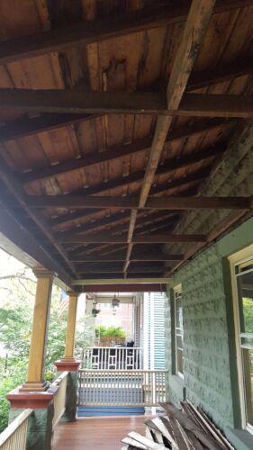 Wood Porch Column