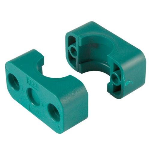 RSB Hidráulica Tubo Abrazaderas-Polyprop Abrazadera para adaptarse insertar tamaño A4 1-04292