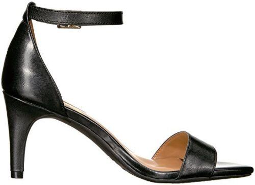 Aerosoles Women/'s Laminate Ankle Strap Sandal