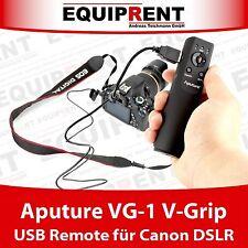 APUTURE V-GRIP vg-1 USB Telecomando per Canon DSLR Rig e (eqy94)