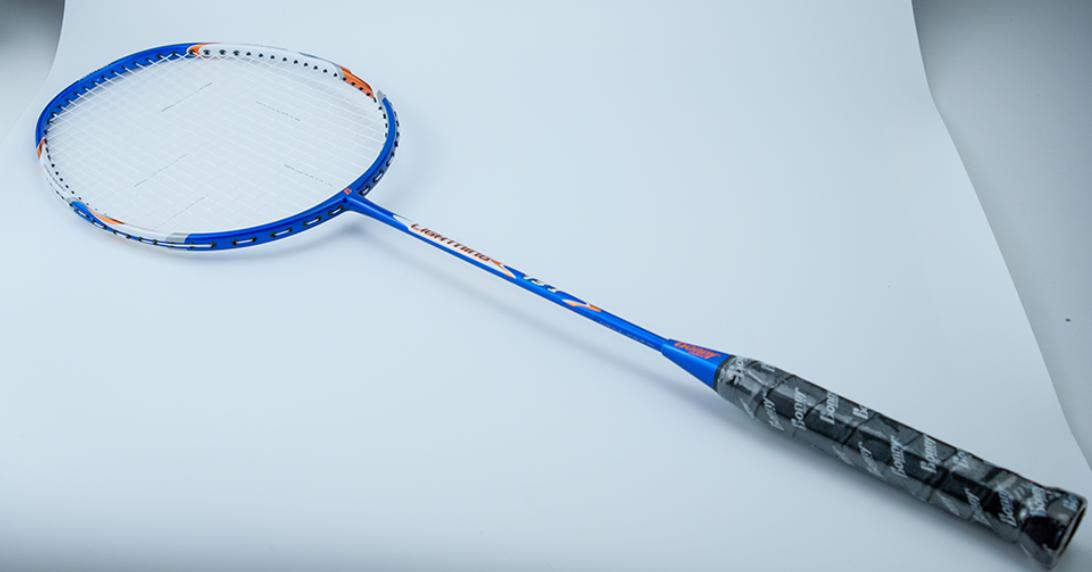 Bonny Nightning 13I Full Carbon Badminton Racket 90g Wight Light Racquet