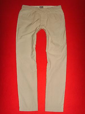 100% Vero Hugo Boss Sport Jeans Chino Pant Grigio Pietra Tg 50 W34 L32 Nuova!!! Top!!!-mostra Il Titolo Originale Elegante E Grazioso