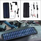 50W 20W 10W 8W 4.5W 12V Car Boat Camping Solar Power Panel Battery Caravan