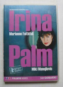 DVD-IRINA-PALM-Marianne-FAITHFULL-Miki-MANOJLOVIC-Sam-GARBARSKI