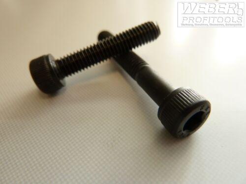 Zylinderschrauben DIN 912-12.9 blank M8 Innensechskant