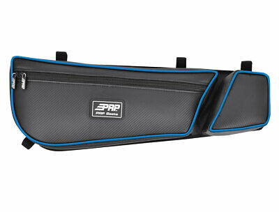 PRP Can-Am Maverick X3 Stock Lime Squeeze Front Door Bags w//Knee Pads Set of 2