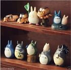 Studio Ghibli My Neighbor Totoro Character Figures Collection set 10pcs Figurine