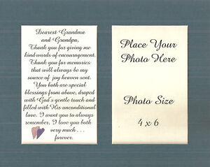 Grandma Grandpa Encourage Memories Joy Love Grandparents Verses
