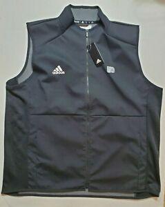 Details about Adidas NHL Philadelphia Flyers Men's Zip Up Vest Hockey Black  2XL BNWT FAST