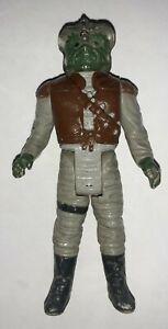 Figurine Star Wars Vintage Klaatu no COO 1983 Kenner SW B-2 no Vador Boba Jabba