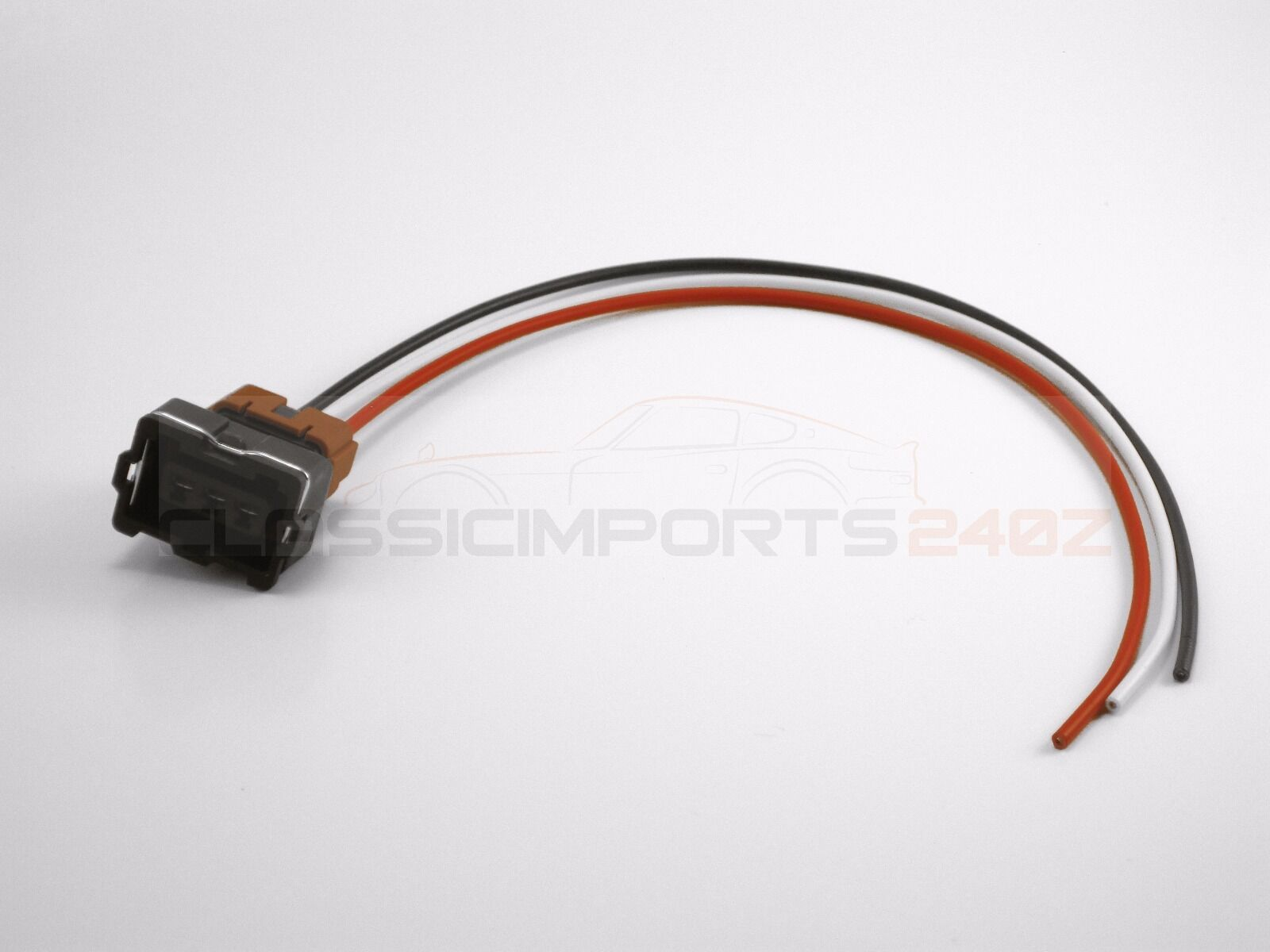 throttle position sensor tps wiring harness connector plug for throttle position sensor tps wiring harness connector plug for 280z 280zx 300zx