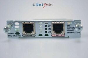 Genuine-CISCO-WIC-1AM-V2-V-92-Modem-WAN-Interface-Card-Same-Day-Shipping