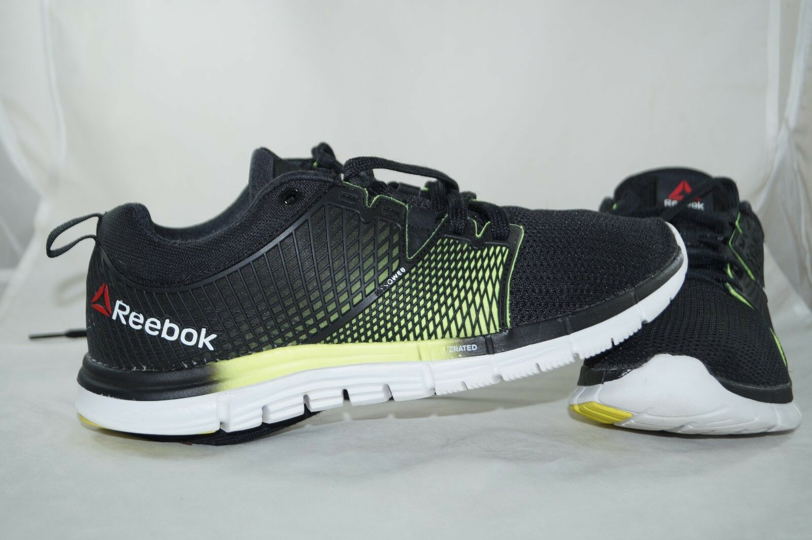 Reebok ZQUICK Dash Gr: 40,5 Nanoweb Foam Sportschuhe Jogging