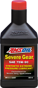 Amsoil Severe Gear 75w 90 >> Details About Amsoil Severe Gear Sae 75w90 Gear Lube