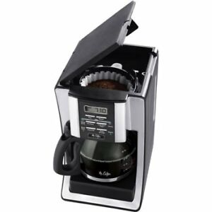 Mr-Coffee-12-Cup-Programmable-Coffee-Maker-Black-BVMC-S-W