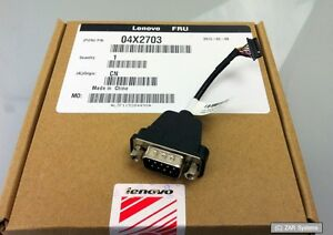 Lenovo-Seriel-Cable-Cavo-per-porta-rs-232-per-ThinkCentre-m93-04x2703-54y9393