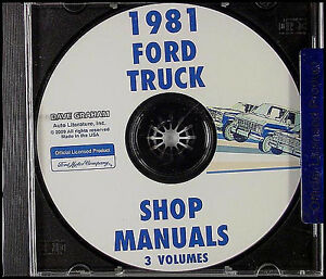 ganesh.dp.ua Ford Truck Parts Book CD 1984 1983 1982 1981 1980 ...