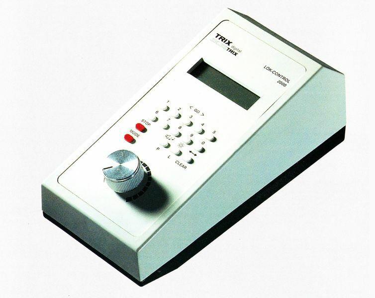 TRIX Selectrix 66811 Lok-Control-Super OVP