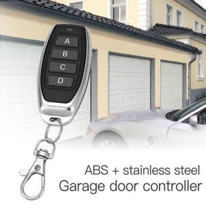 B49f Garage Gate Door 433.92 Mhz émetteur Rolling Code Remote Control Keys L50-afficher Le Titre D'origine