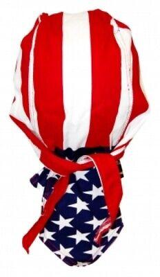 Bandana Sciarpa Bandiera Americana-mostra Il Titolo Originale