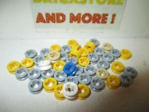 Bush 1//2 Various Types Colours LEGO 4265 Technic