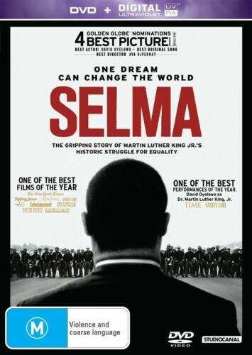 1 of 1 - Selma (DVD, 2015) NEW R4
