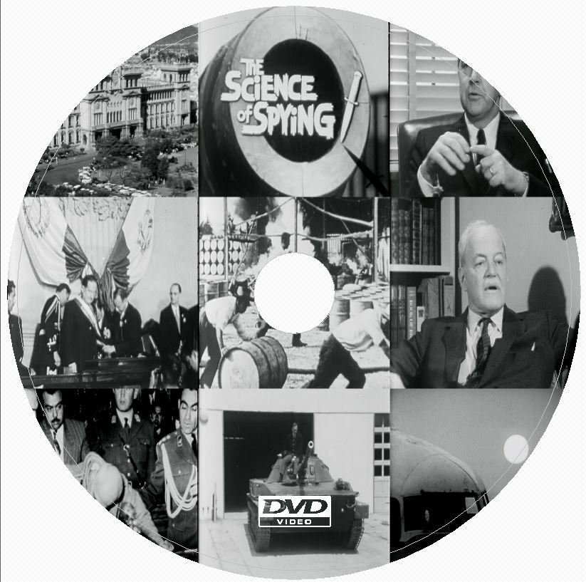 Science of Spying DVD CIA Film National Archives