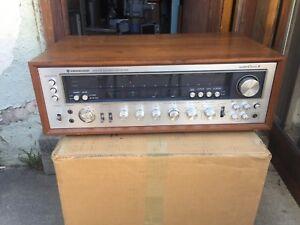 KENWOOD-MODEL-ELEVEN-II-AM-FM-STEREO-RECEIVER