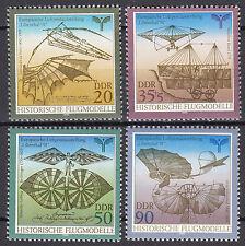 DDR 1990 Mi. Nr. 3311-3314 Postfrisch ** MNH