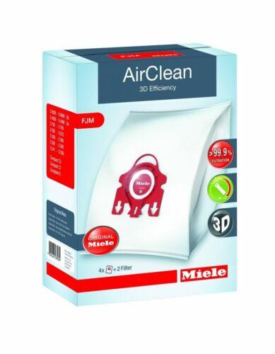 Miele original AirClean Vacuum bags FJM,GN,KK,U